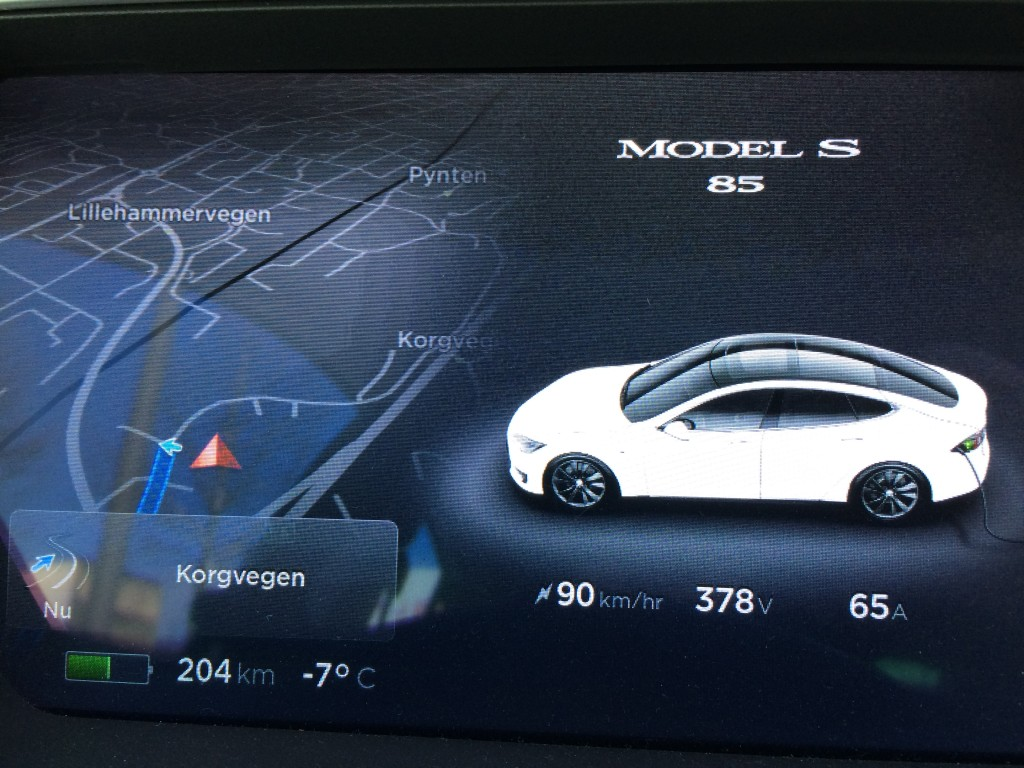Slow Lillehammer SuperCharger