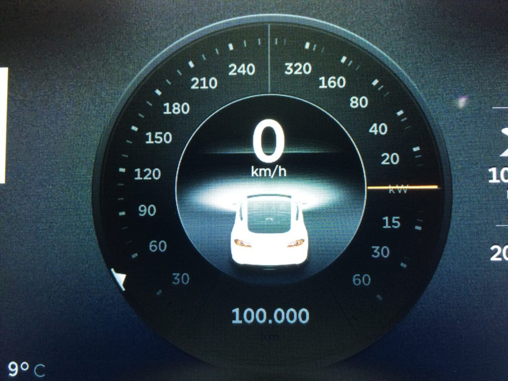 100.000km on Model S