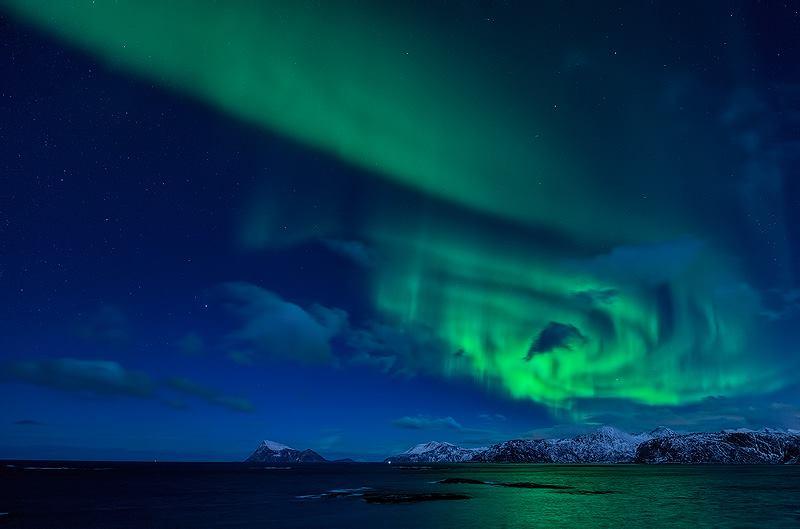 Aurora Sommaroy Norway