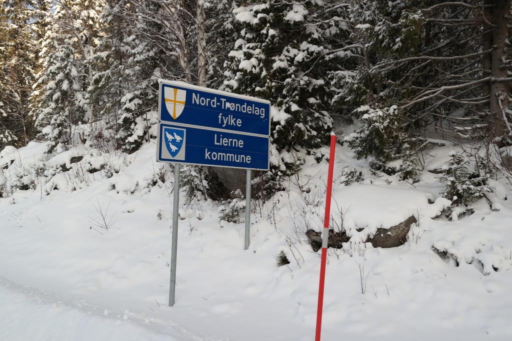 Entering Norway